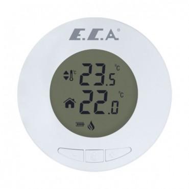 Eca Circle 100W Kablosuz Oda Termostatı