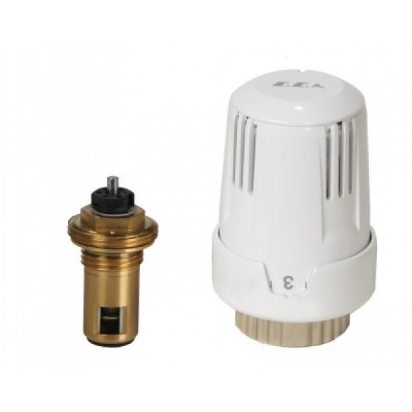 Eca Trv3 Termostatik Kafa ve Kompakt Tapa Valfi
